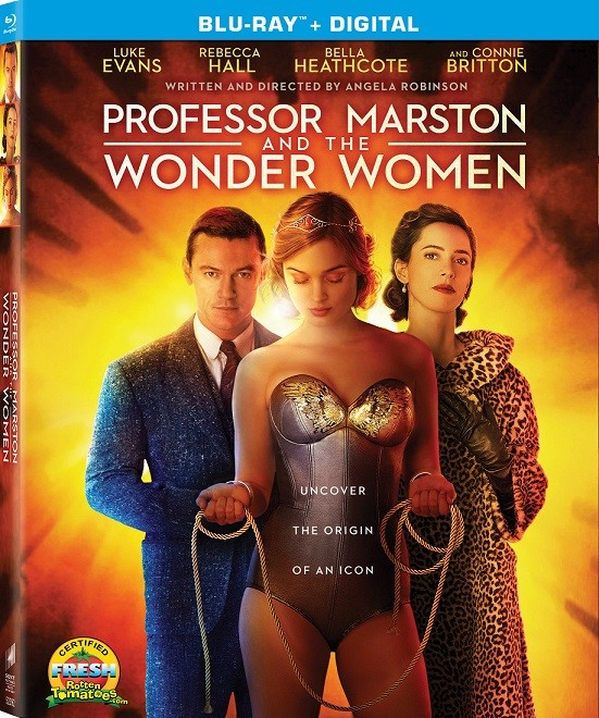 Professor Marston The Wonder Women | 2017 | 1080p DUAL (TR-EN)