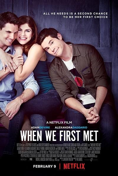 İlk Tanıştığımız Gece – When We First Met 2018 Türkçe Dublaj indir