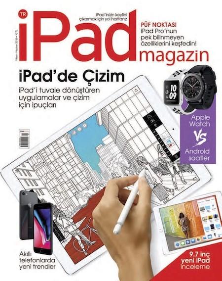 iPad Magazin Nisan-Haziran 2018