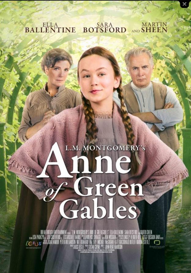 anne of green gables short essay