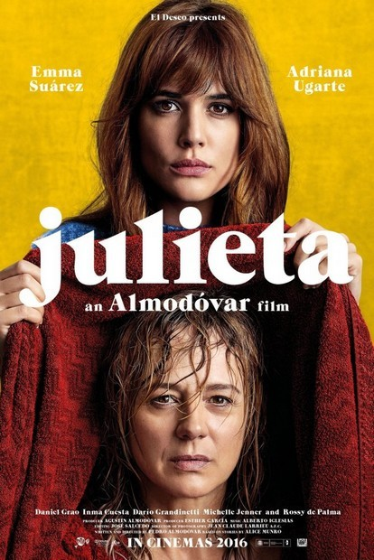 Julieta | 2016 | BRRip XviD | Türkçe Dublaj