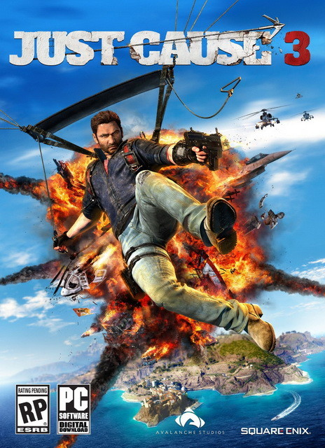 Just Cause 3 - CPY