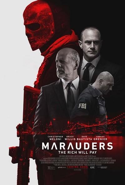 Yağmacılar – Marauders 2016 BRRip XviD Türkçe Dublaj – Film indir