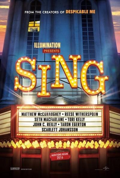 Şarkını Söyle – Sing 2016 (Türkçe Dublaj) 3D BluRay – BRRip – m1080p – indir