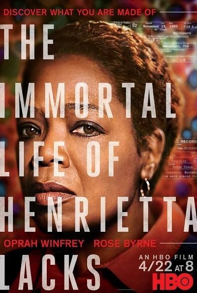 Henrietta Lacks'ın Ölümsüz Hayatı | 2017 | HDTV x264 | Türkçe Dublaj