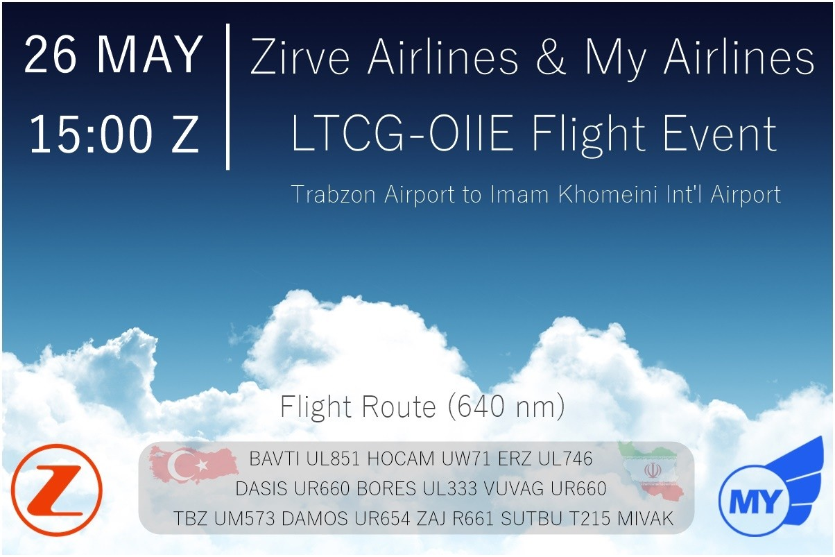 LTCG - OIIE Joint Flight Event