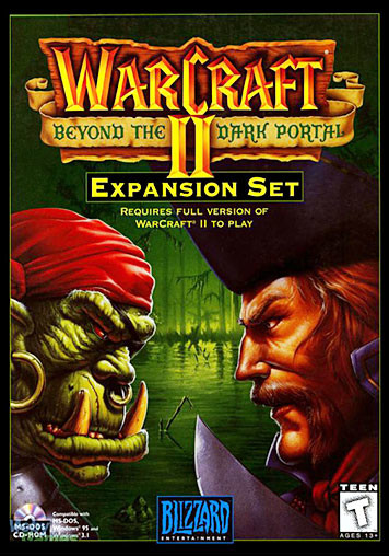 Warcraft II: Beyond the Dark Portal