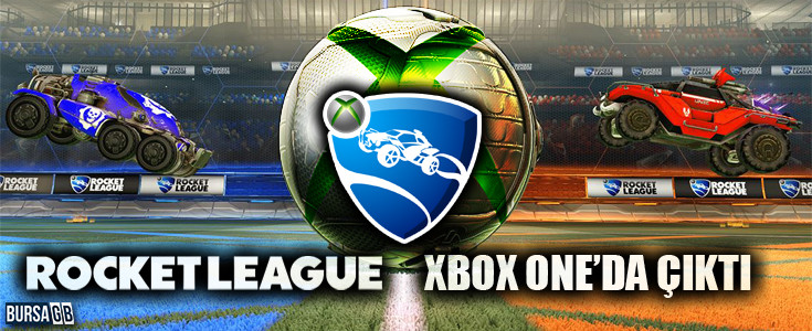 Rocket League, Xbox One Sürümü Çikti