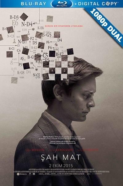Şah Mat - Pawn Sacrifice | 2014 | BluRay 1080p x264 | DUAL TR-EN - Tek Link