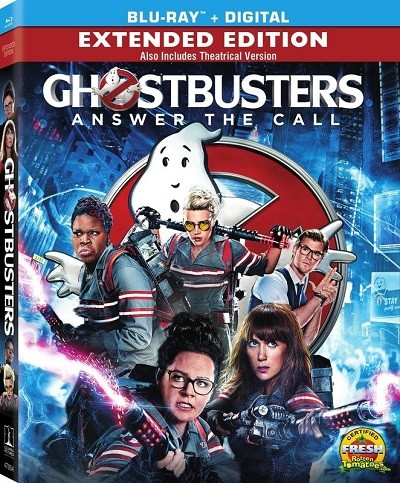 Ghostbusters: Hayalet Avcıları 2016 ( 3D BluRay 720p - 1080p ) DuaL TR-ENG