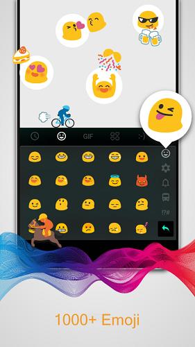 TouchPal 2016 Emoji Keyboard v5.9.9.9 build 5088   APK İndir