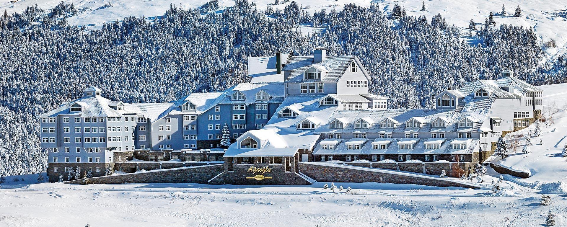 Uludağ Otel – En Çok Tercih Edilen Kayak Otelleri - Tatil Fırsatları