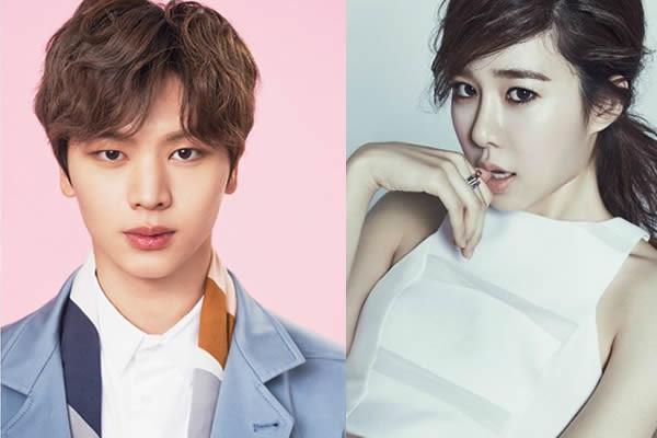 """Yook Sung-Jae ve Yoo In-Na'ya """"Goblin"""" Dizisinin Kadrosuna Katıldı"""