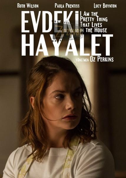 Evdeki Hayalet | 2016 | HDRip XviD | Türkçe Dublaj