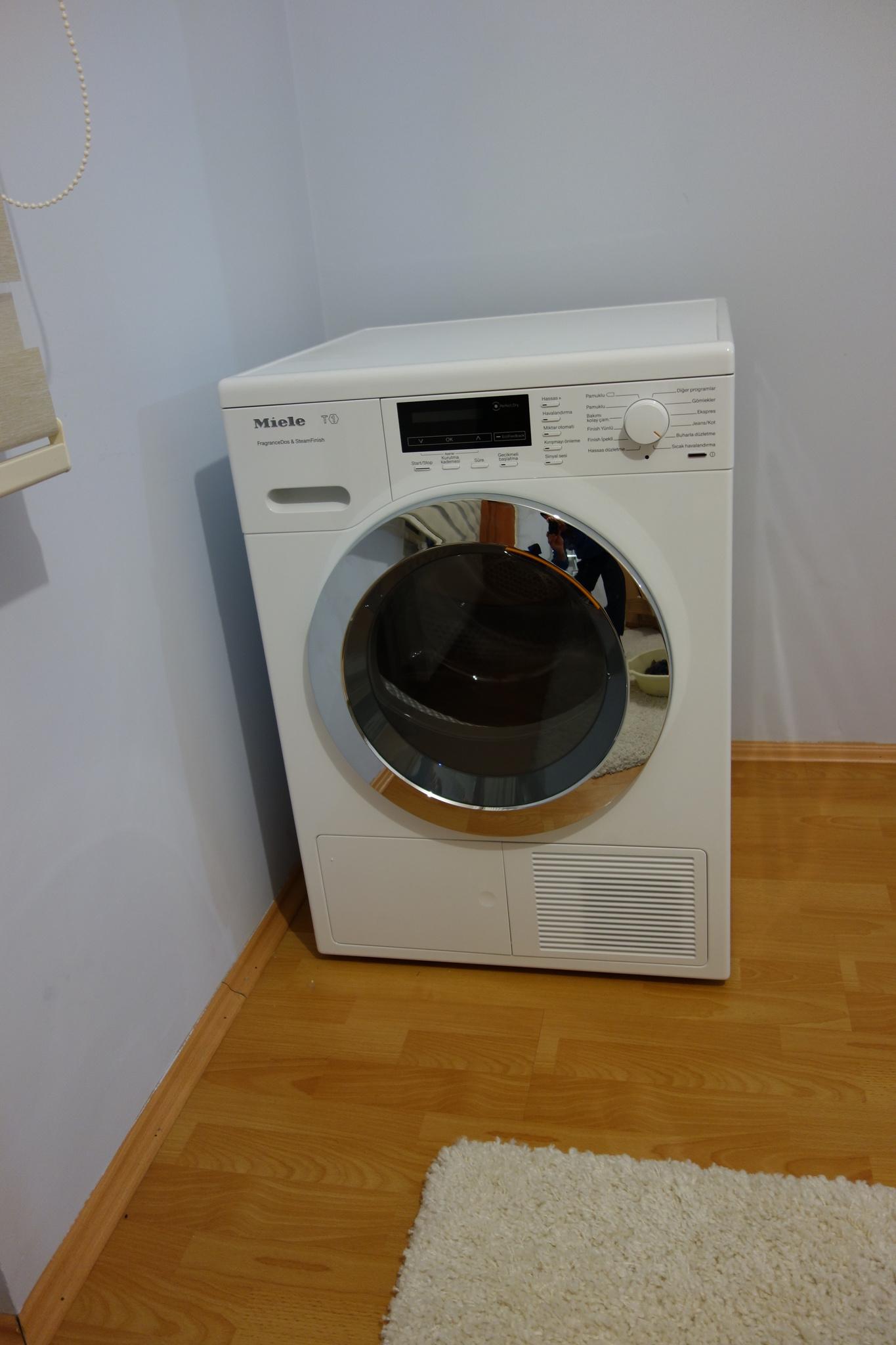 Çamaşır Makinesinin İçine Kamera Koymuşlar 88