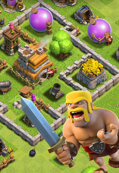 Clash of Clans v8.709.2 Türkçe + Multilingual
