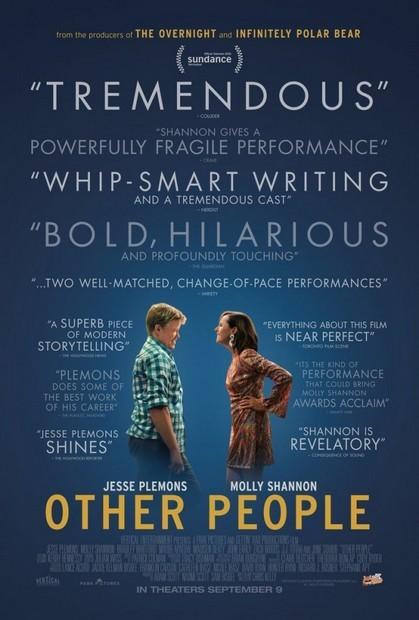 Diğer İnsanlar | Other People | 2016 | WEB-DL x264 | Türkçe Dublaj