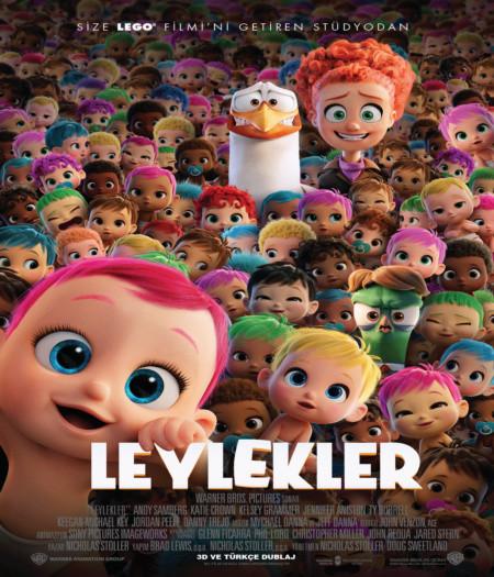 Leylekler | Storks | 2016 | BRRip XviD  | Türkçe Dublaj