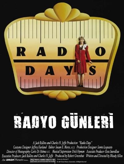 Radyo Günleri - Radio Days (1987) türkçe dublaj film indir