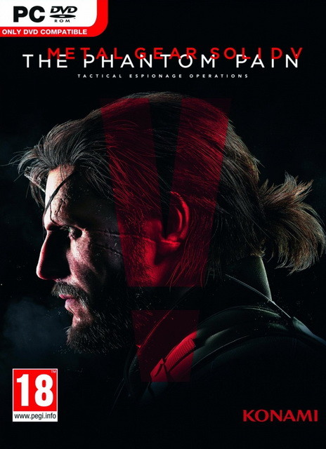 Metal Gear Solid V The Phantom Pain – CPY