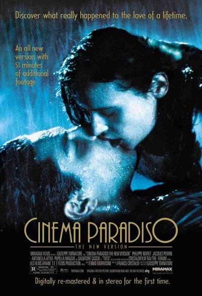Cennet Sineması - Cinema Paradiso 1988 ( BRRip XviD ) Türkçe Dublaj Tek Link İndir