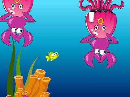 Flappy Balık Oyunu