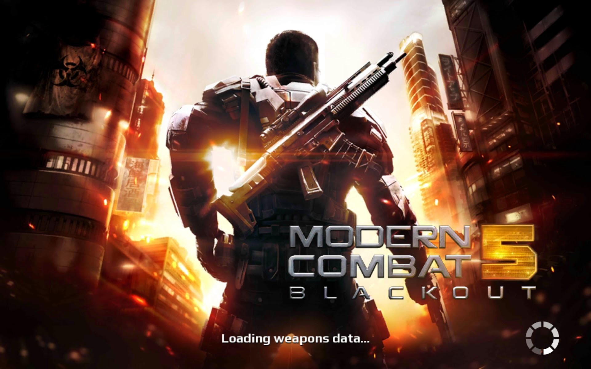 Modern Combat 5: Blackout v2.0 | Android
