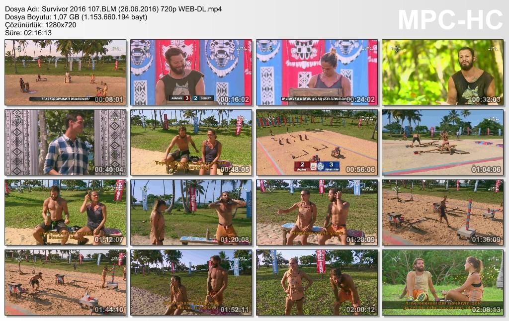 Survivor Tüm Bölümleri HDTV/WEB-DL Tv Porgramı indir