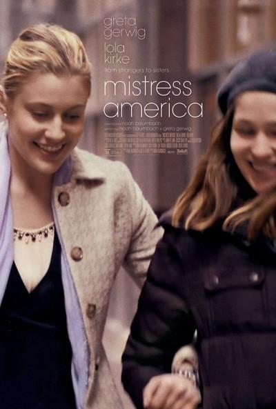 Bayan Amerika   Mistress America   2015   BRRip XviD   Türkçe Dublaj
