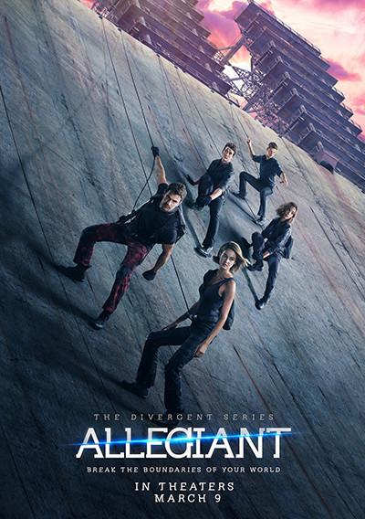 Uyumsuz Serisi: Yandaş (2016) The Divergent Series: Allegian HDRip XviD Türkçe Altyazı indir