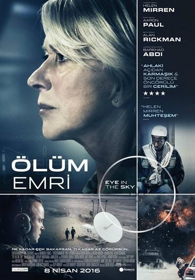 Ölüm Emri - Eye in the Sky 2015 Türkçe Dublaj Film İndir -İzle