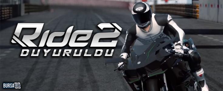 Motosiklet Oyunu RIDE 2 Duyuruldu