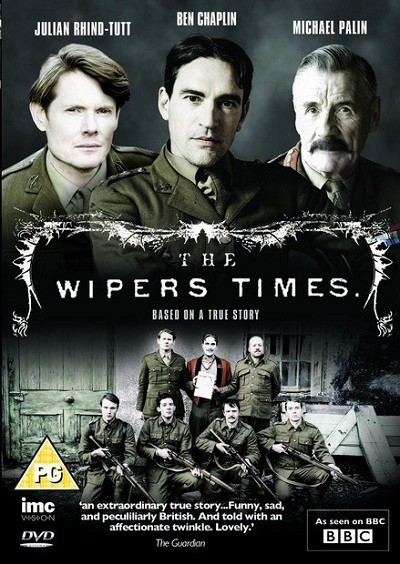 Wipers Gazetesi - The Wipers Times 2013 DVDRip XviD Türkçe Dublaj - Tek Link