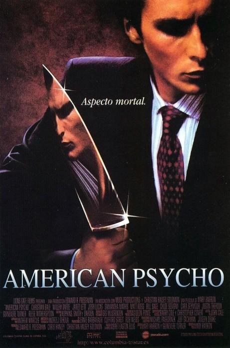 Amerikan Sapığı - American Psycho (2000) - türkçe dublaj film indir