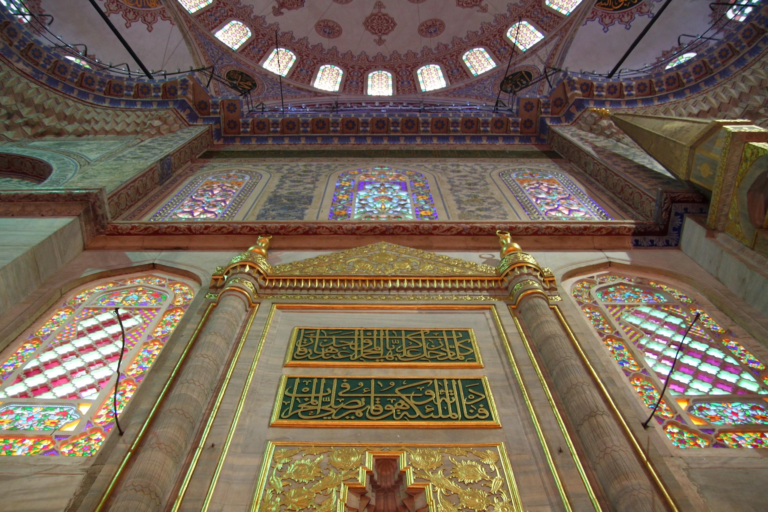 Pırlantadan Kubbeler #5: Sultanahmed - 1daWzB - Pırlantadan Kubbeler #5: Sultanahmed