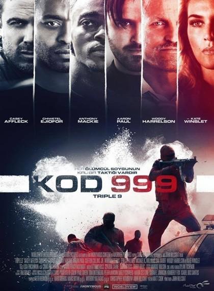 Kod 999 | Triple 9 | 2016 | BRRip | XviD | Türkçe Dublaj