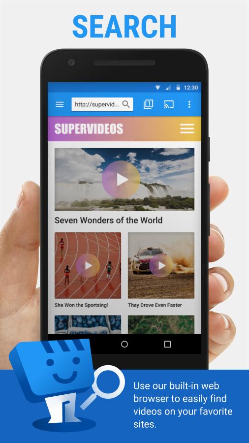 Web Video Cast | Browser to TV (Chromecast/DLNA/+) 4.1.11 Build 960 (Premium) Full APK