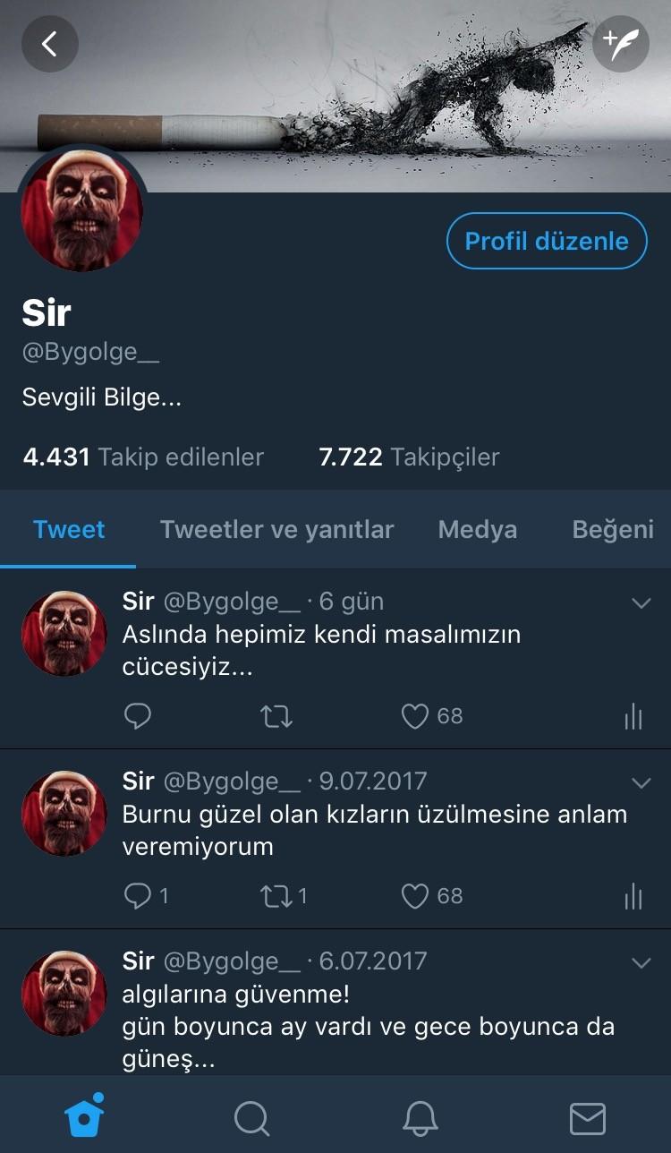 8K Twitter hesabı + 7K instagram hesabı beraber satılır...