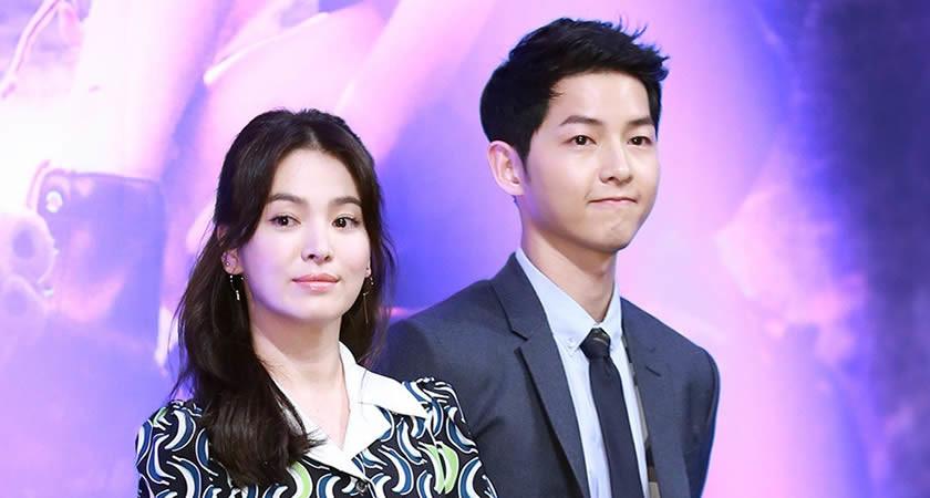 Song Joong-Ki ve Song Hye-Kyo Ekim'de Evlenecek