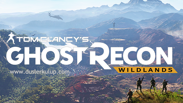 Tom Clancy's Ghost Recon Wildlands Savaş Oyununu Full İndir