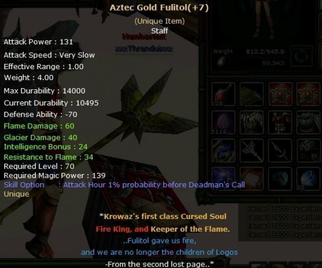 AZTEC GOLD FULİTOL +7