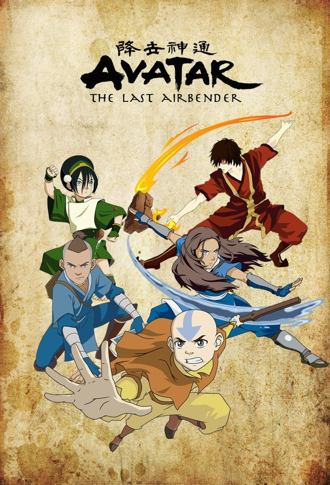 Avatar - The Last Airbender / 2003 / 1. Sezon - Su / MP4 / TR Altyazılı