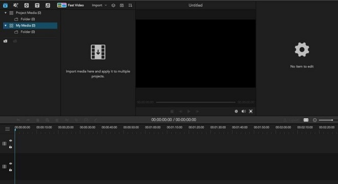 iMyFone Filme Video Editor