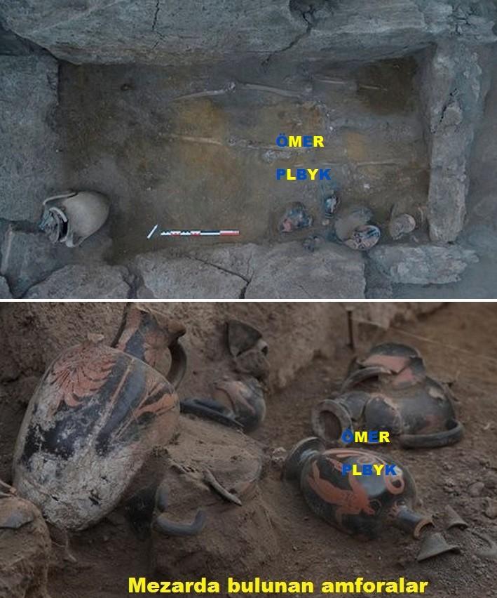Pompeii'de Roma Öncesi Döneme Tarihlenen