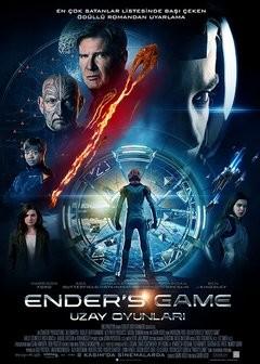 Uzay Oyunları - Ender's Game 2013 Türkçe Dublaj MP4