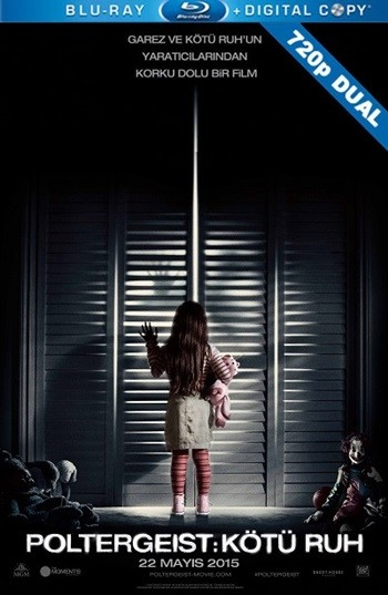 Poltergeist: Kötü Ruh 2015 BluRay 720p x264 Dual TR-EN – Tek Link