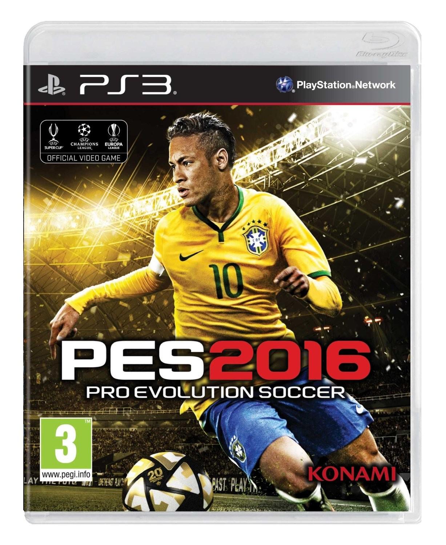PS3 PES 2016 ��kt� (T�rk�e Dosya Eklendi)