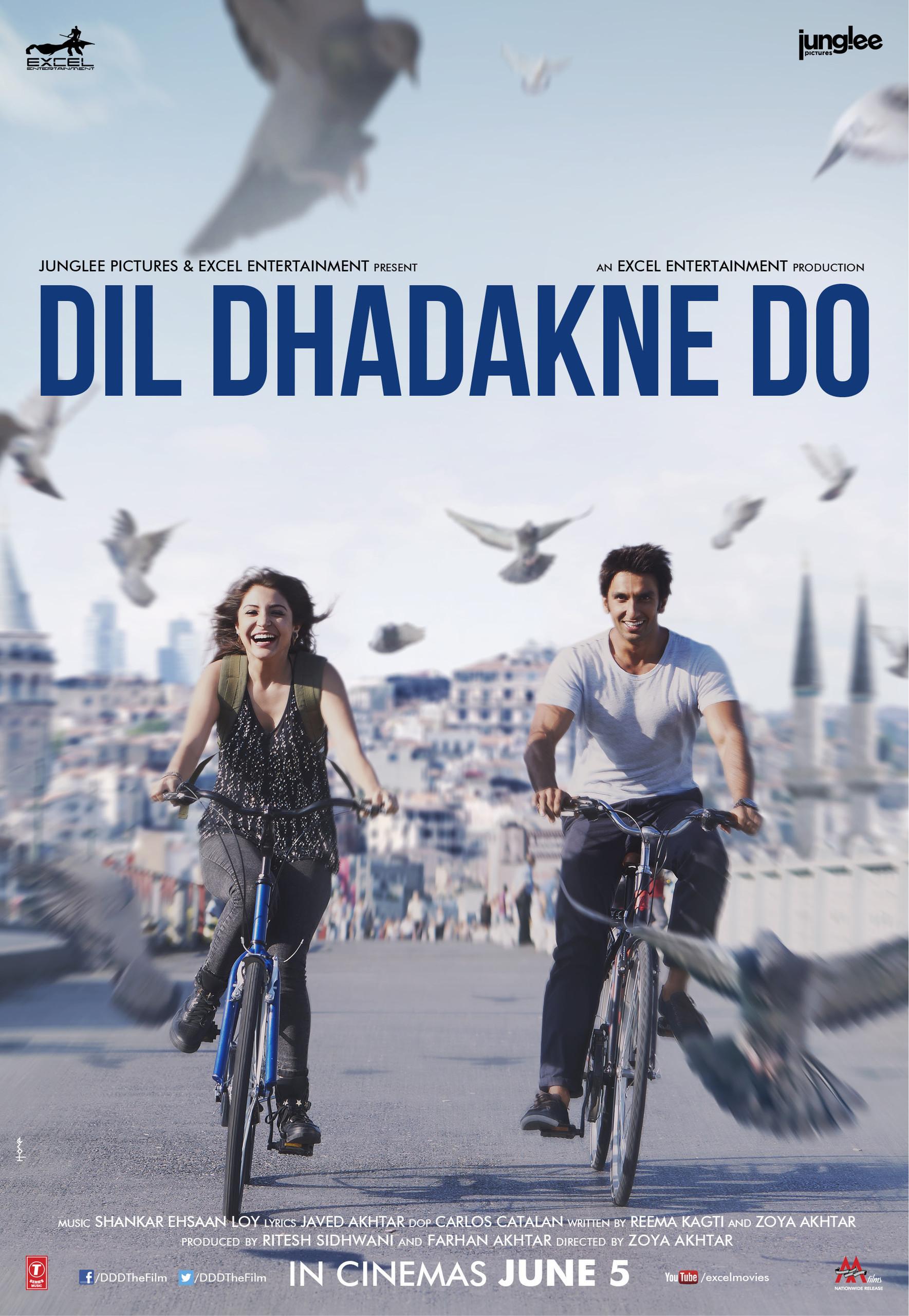 Dil Dhadakne Do / 2015 / Hindistan / Online Film İzle