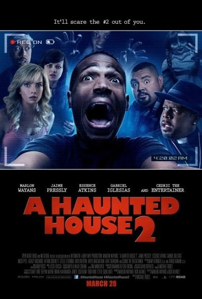 Anormal Aktivite 2 - A Haunted House 2 2014 720p Bluray x264 Türkçe Altyazılı