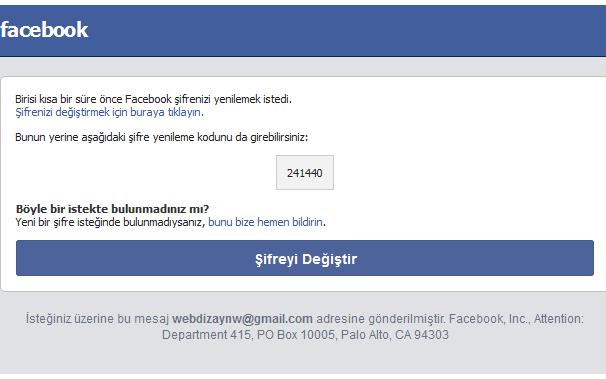 facebook hackleme yöntemi